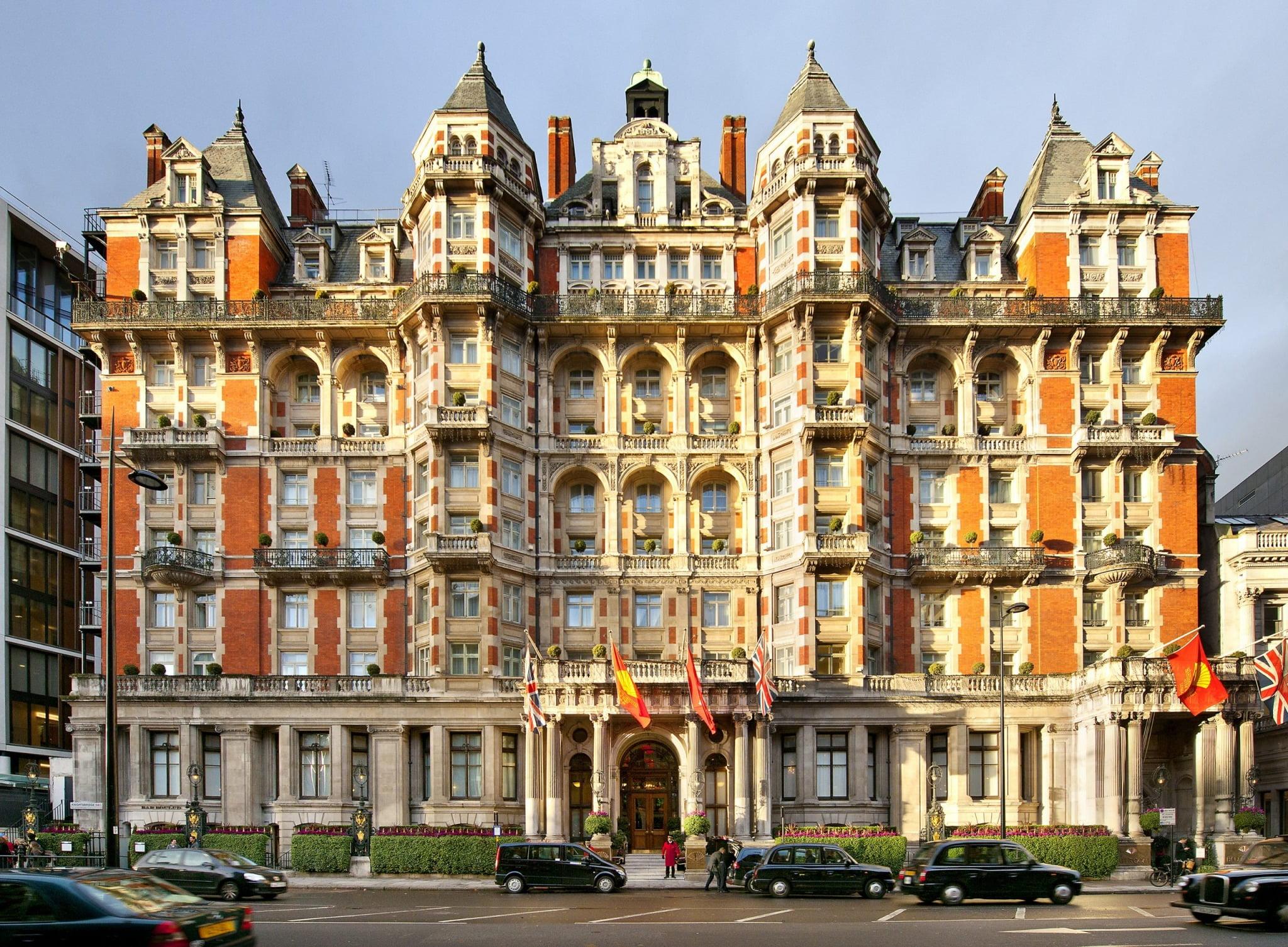 Londýn Mandarin Oriental