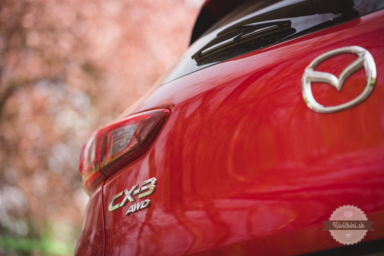 Mazda CX-3 test