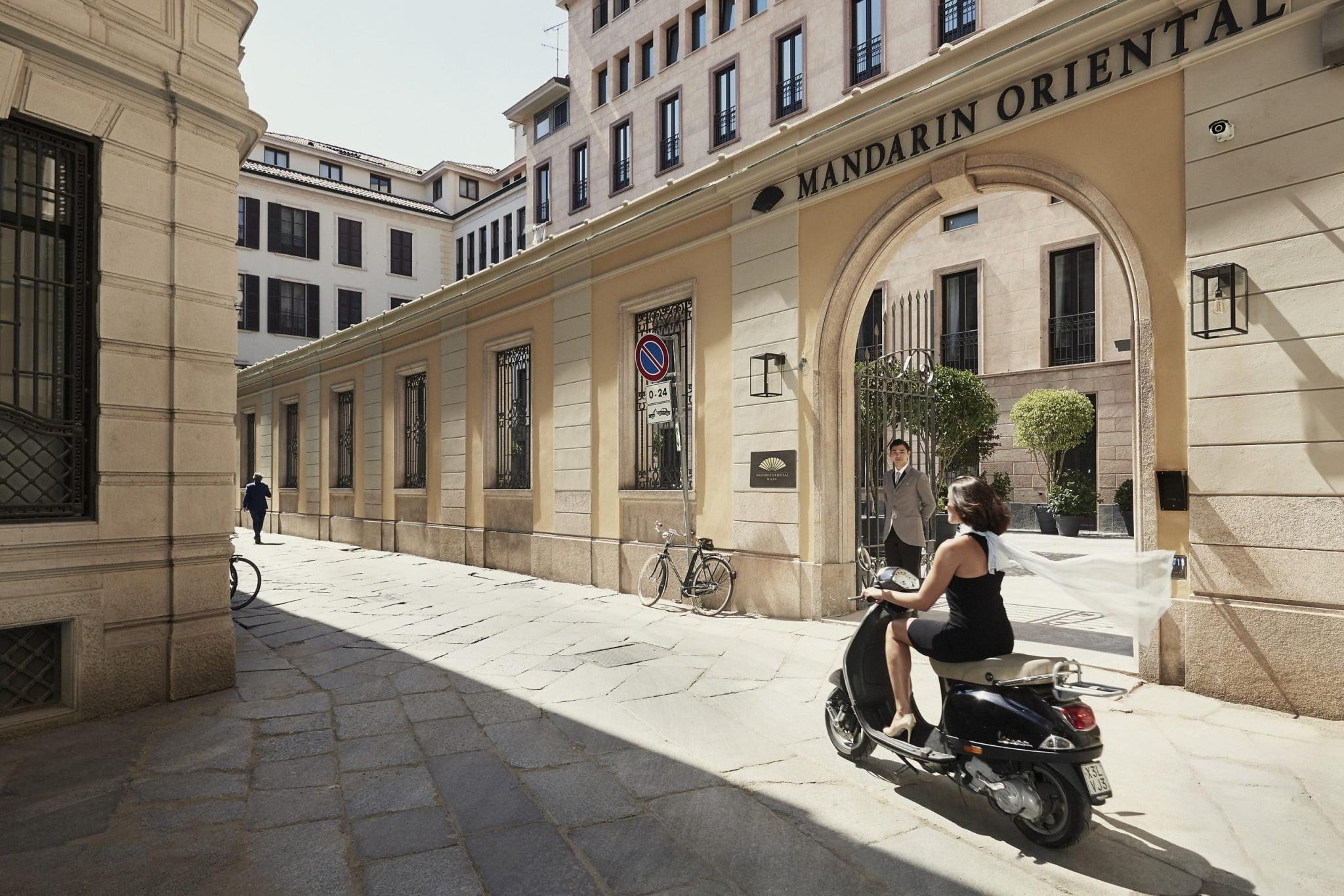Miláno Mandarin Oriental