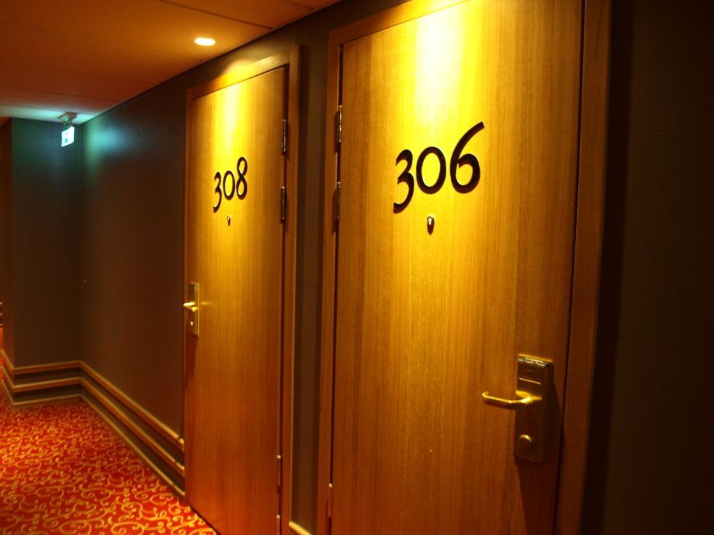 Mornington Stockholm hotelové izby