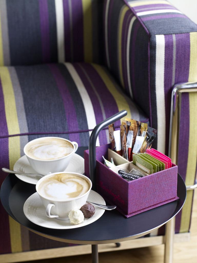 Mornington Stockholm káva a relax