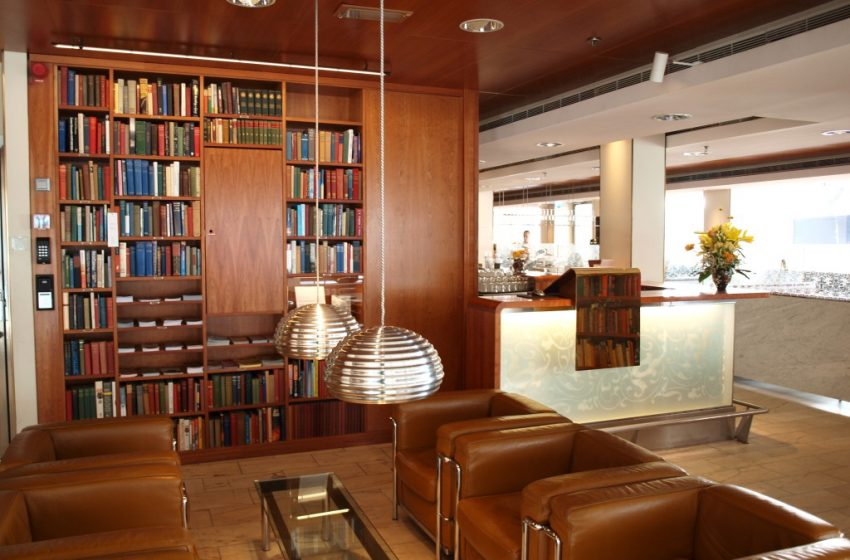 Hotel pre knihomilov v Štokholme