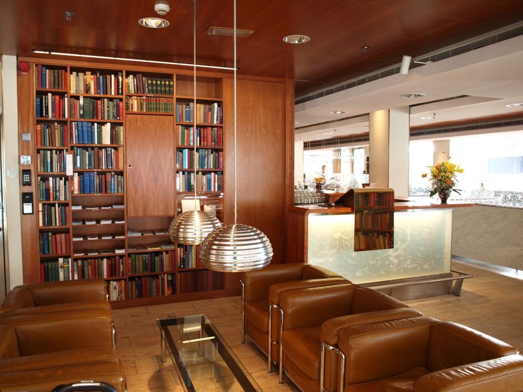 Mornington Stockholm hotel knihy