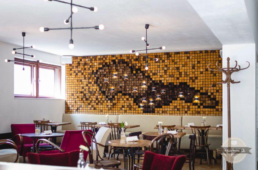 Café Republika v Žiline: Najkrajšie je večer