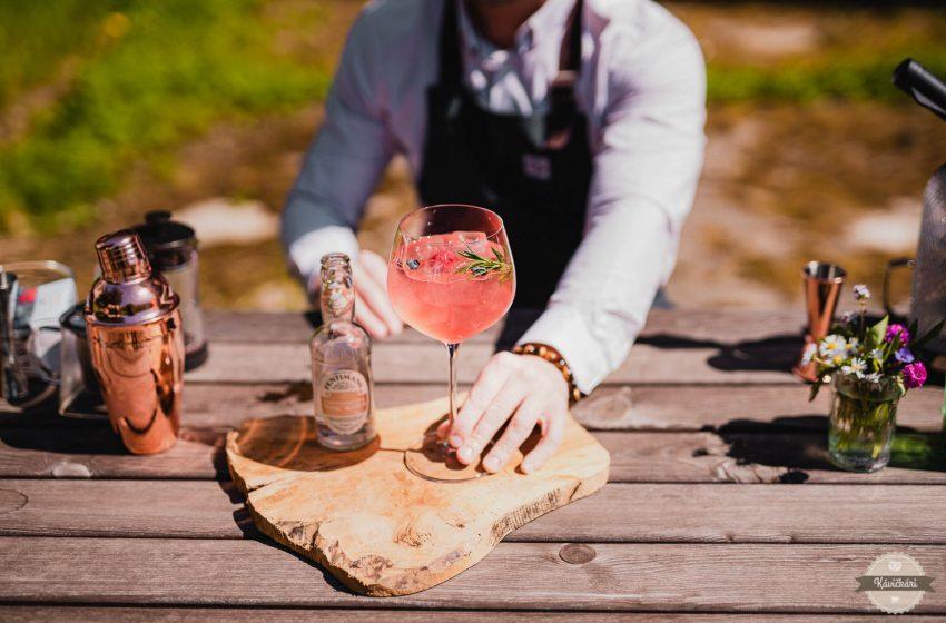 Osviežujúci sladkasto-horký drink: Pripravte si Berry Gin & Tea aj doma