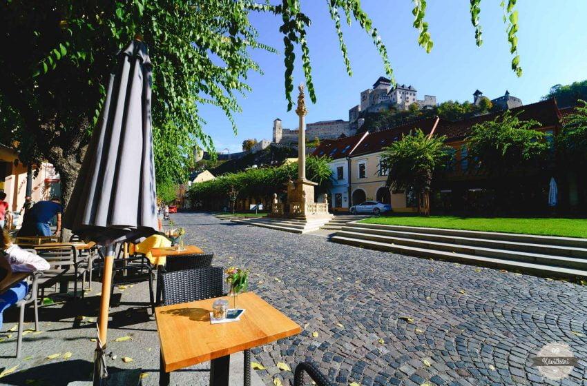Top miesta na Slovensku: Trenčiansky Kraj
