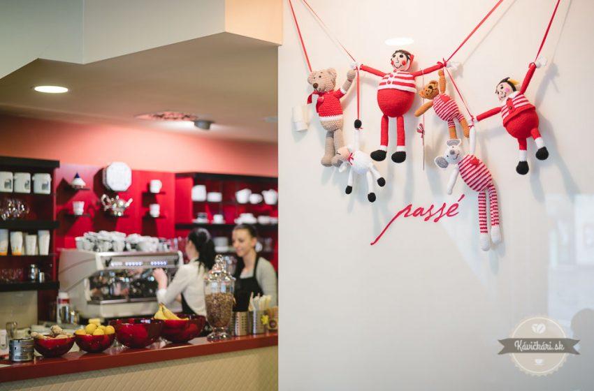 Chocolaterie Passé v centre Ružomberka vás iste prekvapí