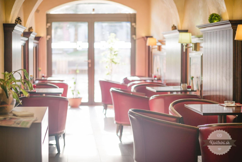Poprad Cafe Bistro Alfa