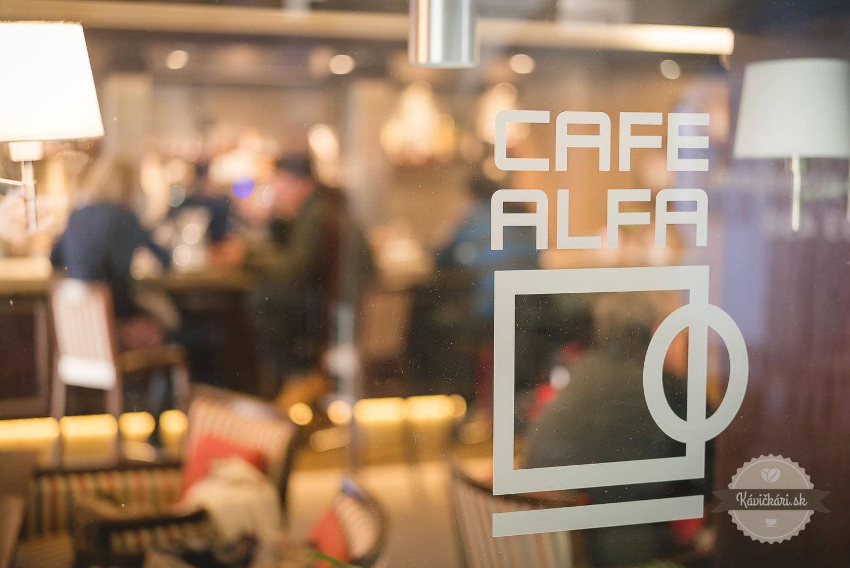 Cafe Alfa Poprad