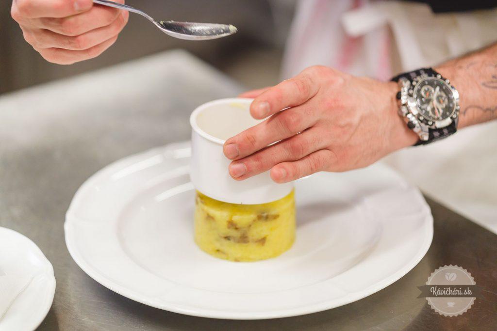 príprava zemiaky pučené