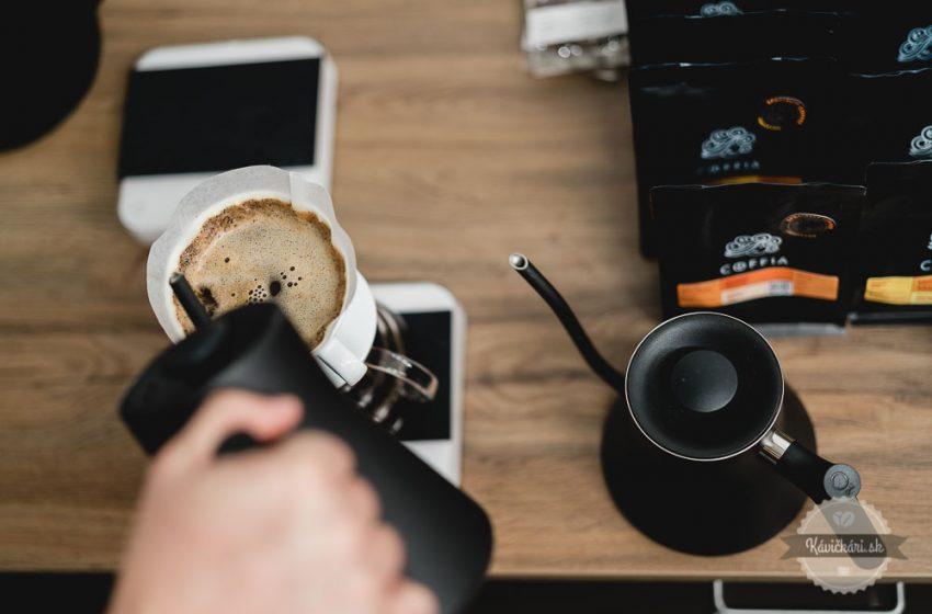 Coffia: Miesto, kde má Specialty káva svoj domov
