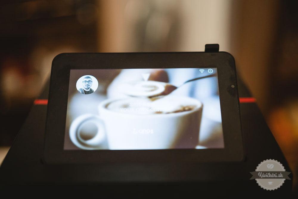 foto na káve