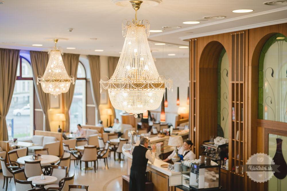 kaviareň Sissi Hotel Elizabeth