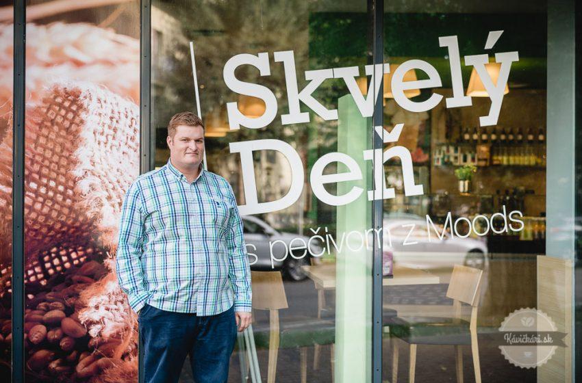 Moods bakery&coffee vBratislave