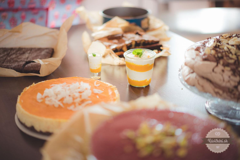 sladkosti vyrobené v Marlotke