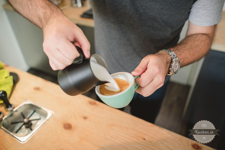 srdce kávičkára Ondreja