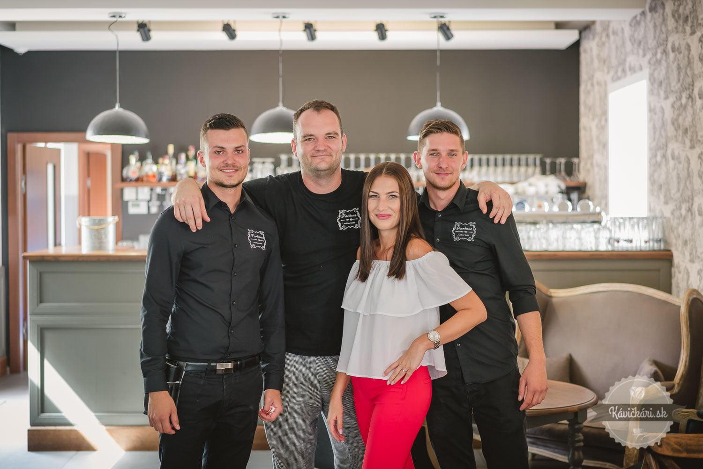 Team reštaurácie Forhaus