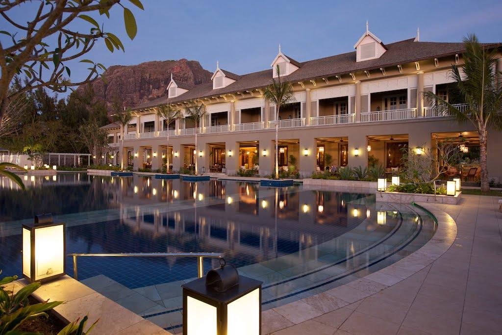 St. Regis Mauritius resort house