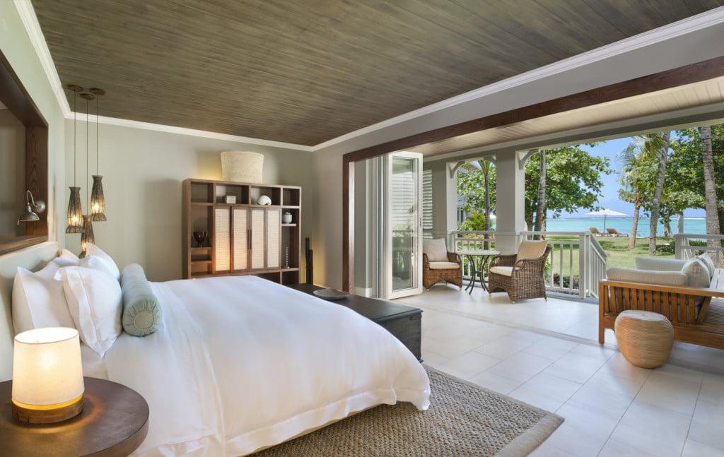 St. Regis Mauritius resort deluxe room