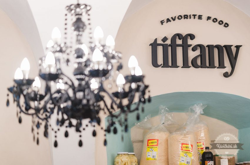Chuťovky u Tiffanyho
