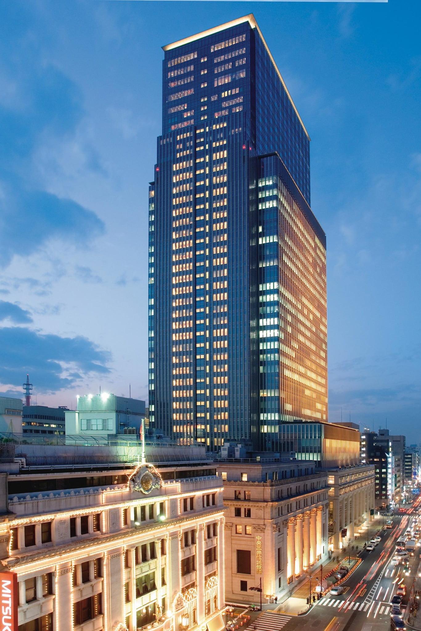 Tokyo Mandarin Oriental