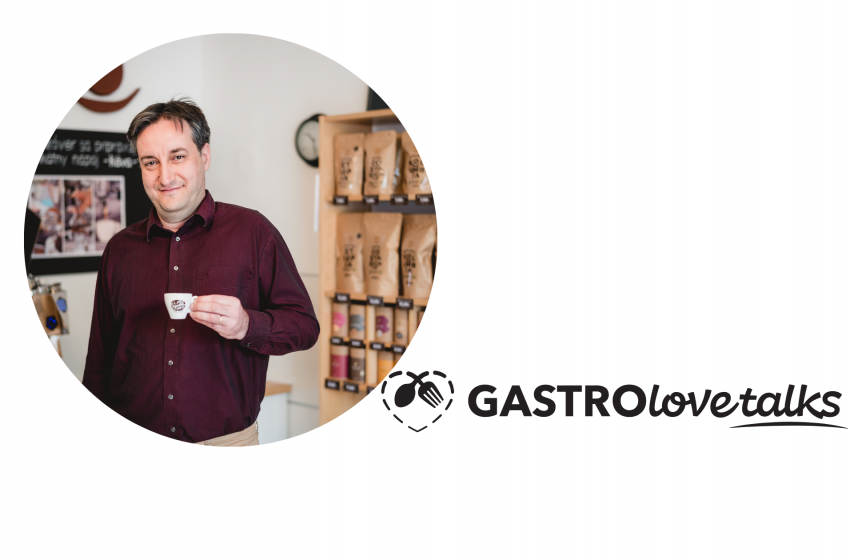 Z malej vidieckej pražiarne svetovo úspešná káva – príbeh pražiara Václava Faltusa