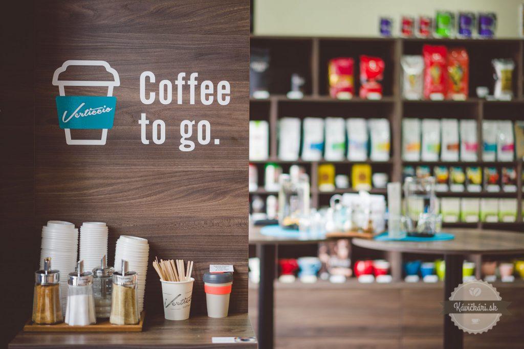 Verticcio coffee to go
