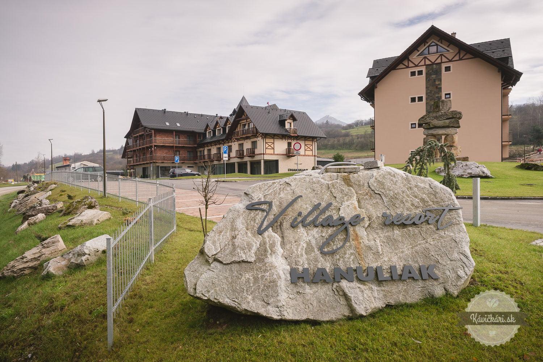 Vstup Village resort Hanuliak