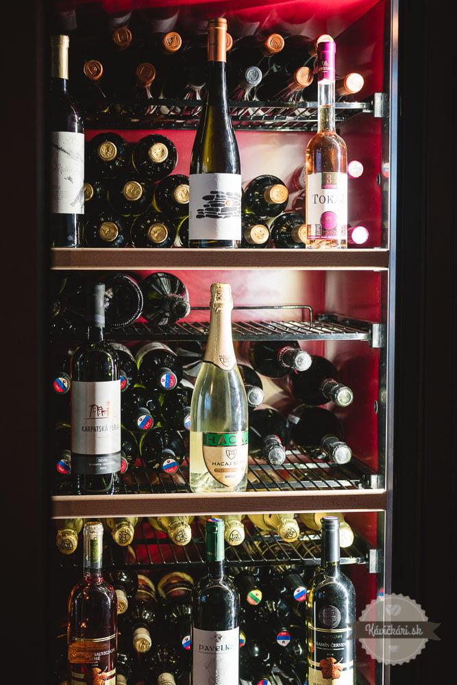 výber vín