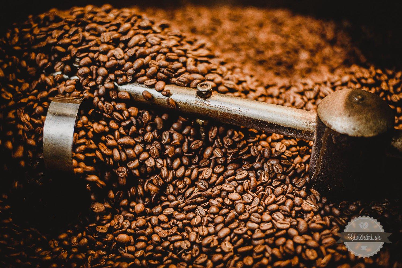 pražiareň kávy Samay