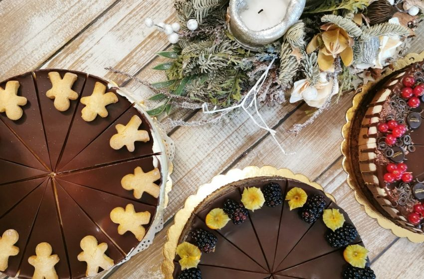 Madame Patisserie: Vianočné recepty plné lásky