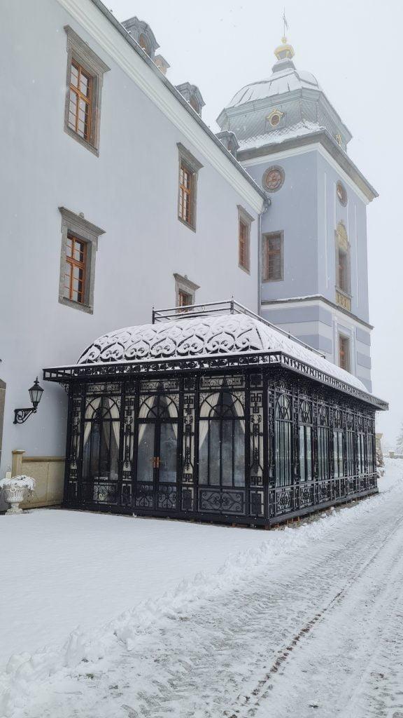 Zámocký hotel Galicia Nueva