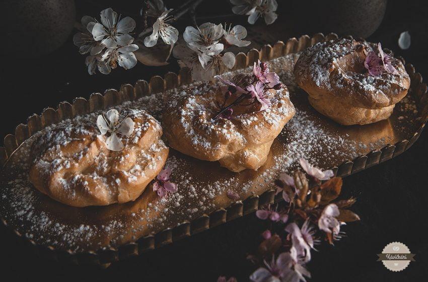 Sladká mlsnotka knedeľnej kávičke: Odpaľované koláčiky