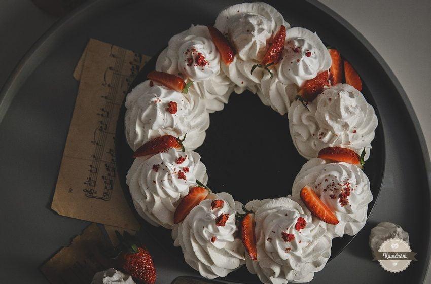 Sladká mlsnotka knedeľnej kávičke: Pavlove tortičky