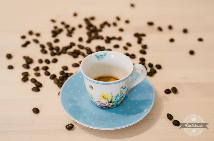 Názvoslovie kávových nápojov – Ristretto