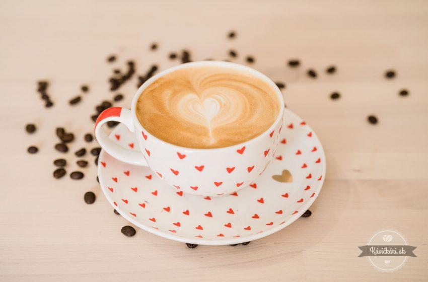 Názvoslovie kávových nápojov – Cappuccino
