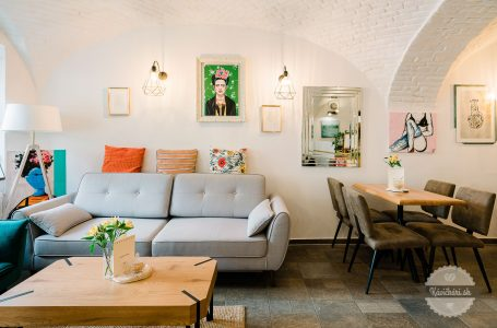 Frida Art Café: Bonbón so sladkým krémom uprostred