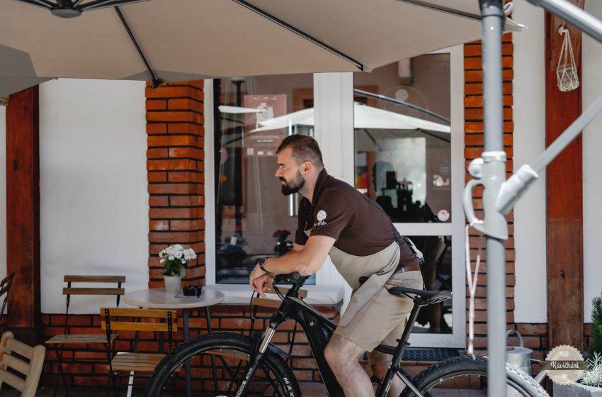 Kaviareň Profile v Krupine: Pandémiu sme prežili vďaka zákazníkom aj našej požičovni elektrobicyklov