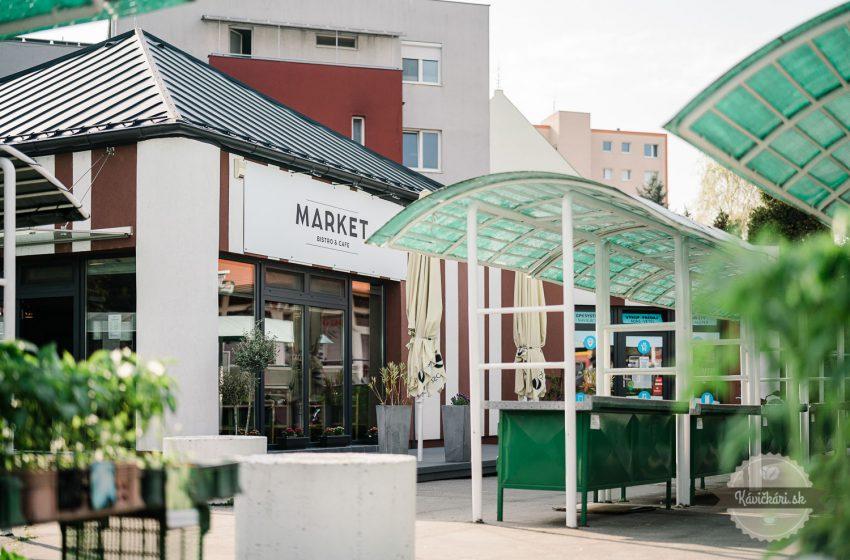 Market Bistro & Cafe v Šamoríne