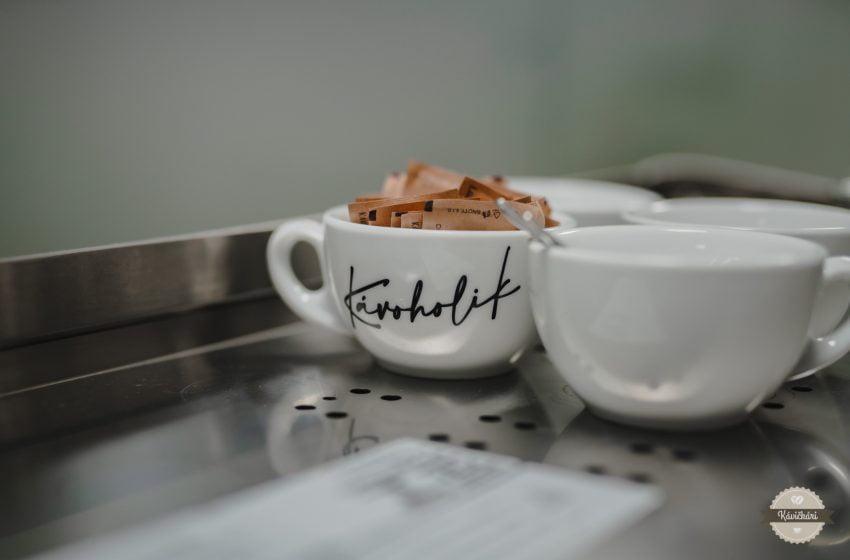Predajňa Kávoholik v Bratislave – na malom mieste veľký svet kávy