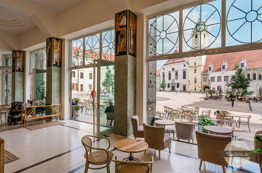 Mondieu Laboratoire – Ako sa darí novému konceptu na mieste ikonickej kaviarne Roland?