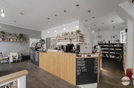 Coffeein v Bratislave: Keď myšlienka mať kaviareň zreje a dáva zmysel