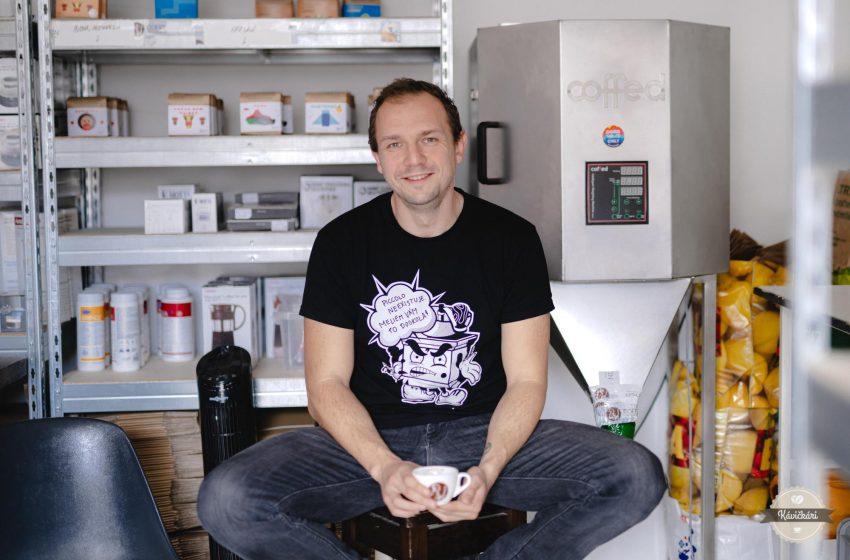 Peter Szabó z pražiarne Coffeein: Farmárom sa snažíme pomôcť aj adopciou kávovníkov